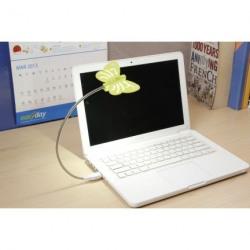 Renata LED Flyte USB - Cool White Light - Green