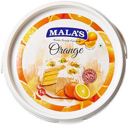 Mala's Orange Fillings, 1kg