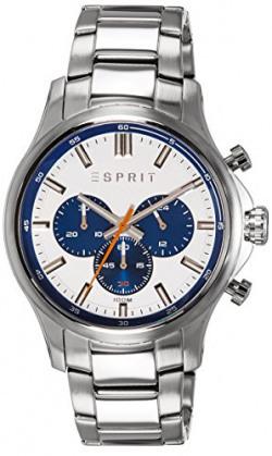 Esprit ES Mathias Analog Multicolor Dial Men's Watch - ES108251006