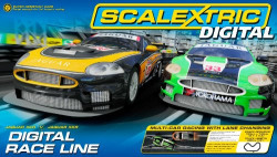 Scalextric Digital Race Line (Digital Set)