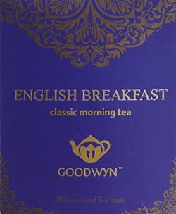 Goodwyn Tea English Breakfast Classsic Morning Tea, 40g