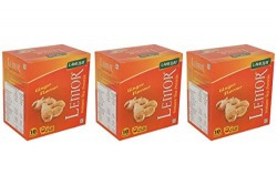 Lemor Ginger Flavoured Instant Tea Premix - Buy 2 Get and Get 1 Ginger Tea Box