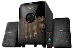 Intex IT-213 SUFB 2.1 Computer Multimedia Speakers (Black)