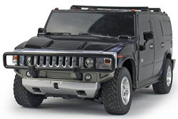 Toyshine Remote Controlled H2 Hummer 1:24, Rechargeable Batteries, Charger, Assorted Color