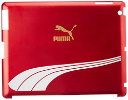 Puma Haute Red and Whisper White and Meta Tablet Sleeve (4053057260640)