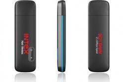 Intex DC 21.6HWM Wi-Fi USB 2.0 Hard Wireless Data Card (Black)