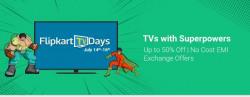 Flipkart TV Days are back