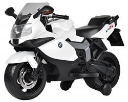 Sunbaby BMW Bike, White