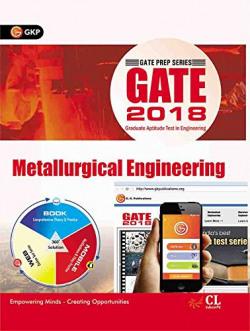 GATE Guide Metallurgical Engineering 2018