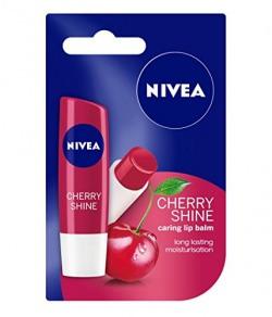 Nivea Lip Care Fruity Shine Cherry, 4.8gm