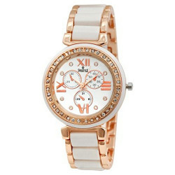 Swisstyle Analogue White Dial Womens Watch at Best Price