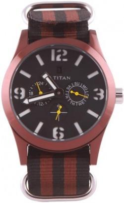 Titan 9473AP03J Analog Watch - For Men
