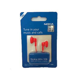 Nokia WH-108 Wired Headset