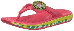 Ben10 Boy's Red Flip-Flops and House Slippers - 12 UK/India (31 EU)