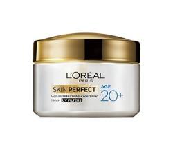 L'Oreal Paris Perfect Skin 20+ Day Cream, 50g