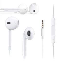 WireSwipe Earphone for ios and Android (White)
