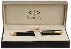 Parker Ambient Laque Black GT Ball Pen