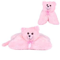 Ultra Cat Cushion, Pink (28cm)