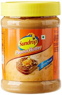 Sundrop Peanut Butter Honey Roast Crunchy, 200g