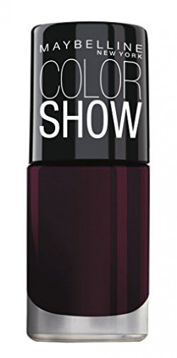 Maybelline Color Show Bright Sparks, Molten Maroon 702, 6ml