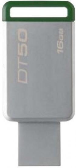 Kingston USB-3.1/3.0/2.0 Data Traveler 50 16 GB Pen Drive