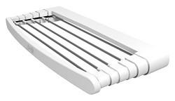 Gimi Telepack 70 Plastic Wall Dryer, White