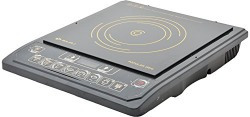 Bajaj 1400-Watt Induction Cooktop (Black)