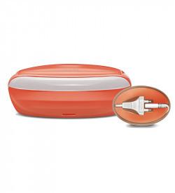 Milton Red Slimtron Lunch Box - Set of Two