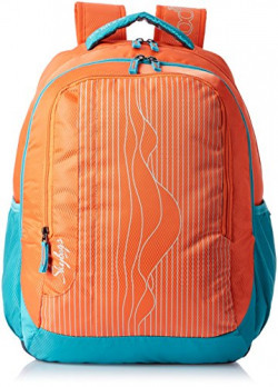 Skybags Helix 29.5 Ltrs Orange Casual Backpack (BPHELFS1OBG)