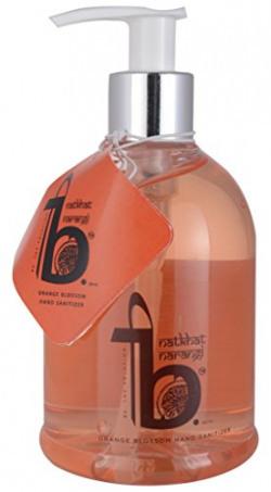 Be. The Solution Hand Sanitizer - 300 ml Nathkat Narangi (Orange Blossom)