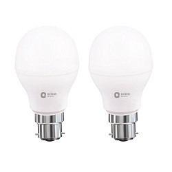 Orient Electric B22 18-Watt LED Bulb (Pack of 2, CDL White)