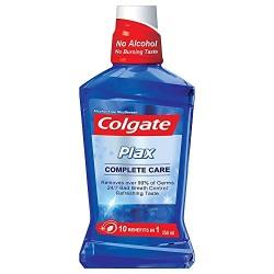 Colgate Plax Complete Care Alcohol free Mouthwash - 250 ml