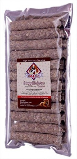 Nootie 12 in 1 Dogilicious Kebabs- Natural