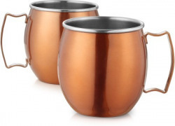 Classic Essentials 3654645 Stainless Steel Mug