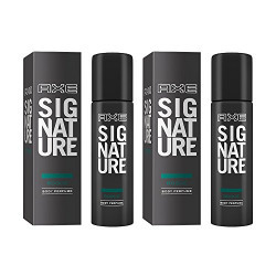 Axe Signature Rogue Body Perfume, 122ml (Pack of 2)