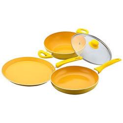 Wonderchef Da Vinci Set, 3-Pieces With Free Spoon & Spatula worth 750/-
