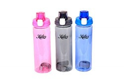 TNA Sports Water Bottle (Pack of 2, Pink) (JS7755PIN)