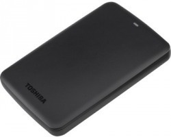 Toshiba 2 TB Wired External Hard Disk Drive with 500 GB Cloud Storage