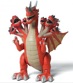 Jurassic Seven Head Dinosaur , Jurassic dinosaur Seven Heads Dragon Toy Figure