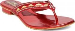 Anouk Women's Footwear Upto 83% Off -