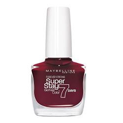 Maybelline New York Nail Polish, 287 Midnight Red, 10ml