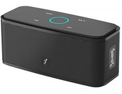 Juârez Acoustics Beast JAB900 Wireless Bluetooth V4.0 Portable Speaker, HD Sound, Touch Control and Bass (Black)