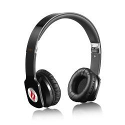 Noontec ZORO Black Dynamic Wired Headphones