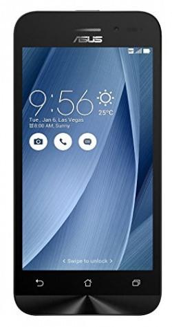 Asus Zenfone 2 ZE551ML (Silver, 128 GB)  (4 GB RAM)