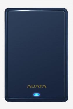 ADATA HV620 1 TB External Hard Disk (Blue)