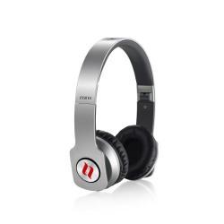 Noontec ZORO Silver Dynamic Wired Headphones