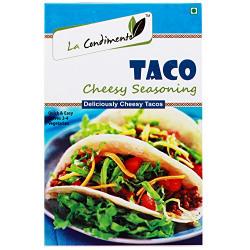 La Condiments TACO Cheesy Seasoning, 35g