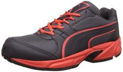 Puma Men's Strike Fashion II Idp Periscope and Red Blast Running Shoes - 10 UK/India (44.5 EU)