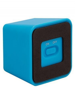 Bello HN-BT-45271 Portable Bluetooth Speaker with Line-In Function (Blue)