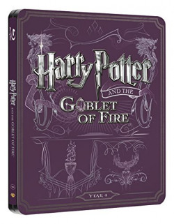 Harry Potter and the Goblet of Fire (Steelbook)
